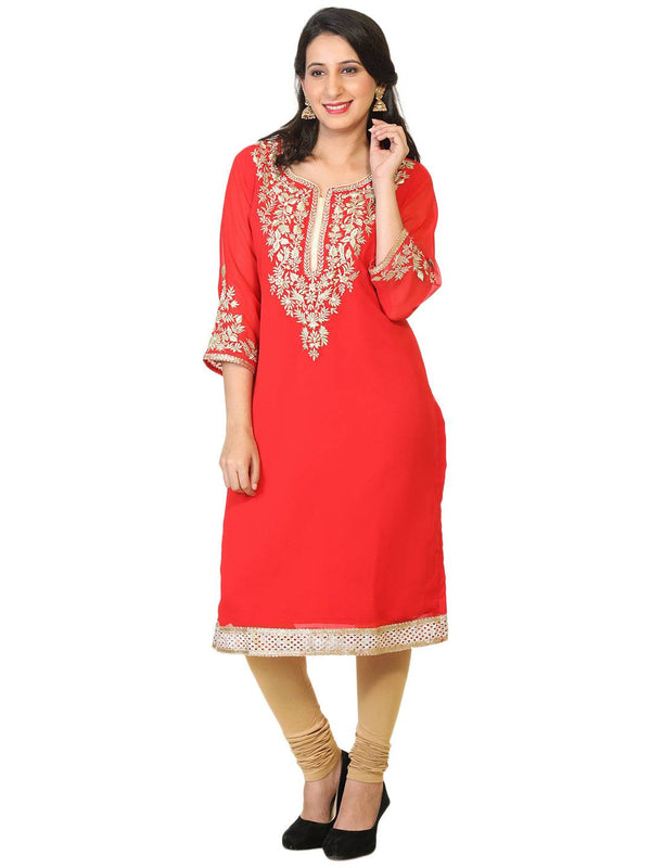 Wedding Kurti-www.riafashions.com