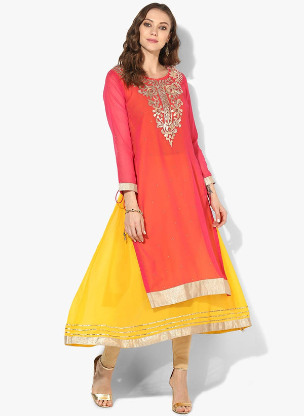 Embroidered Kurti-www.riafashions.com