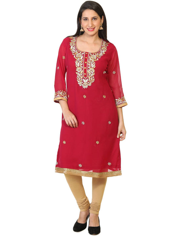 Wedding Kurtis-www.riafashions.com