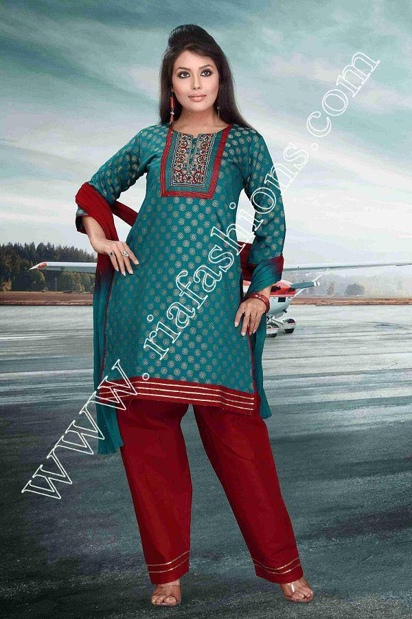 Salwar Suits - 322-www.riafashions.com