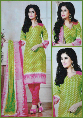 Cotton Printed Salwar Set-www.riafashions.com