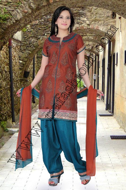 Salwar Suits - 601-www.riafashions.com