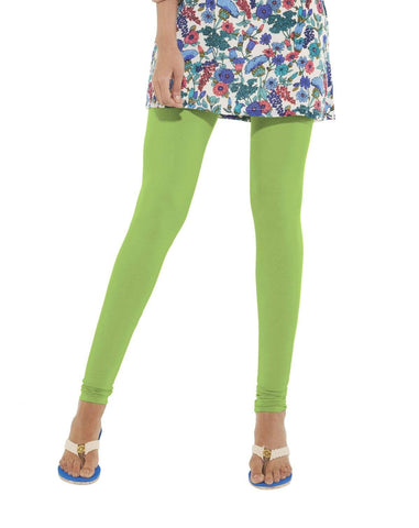 Leggings - Churidar - Lime
