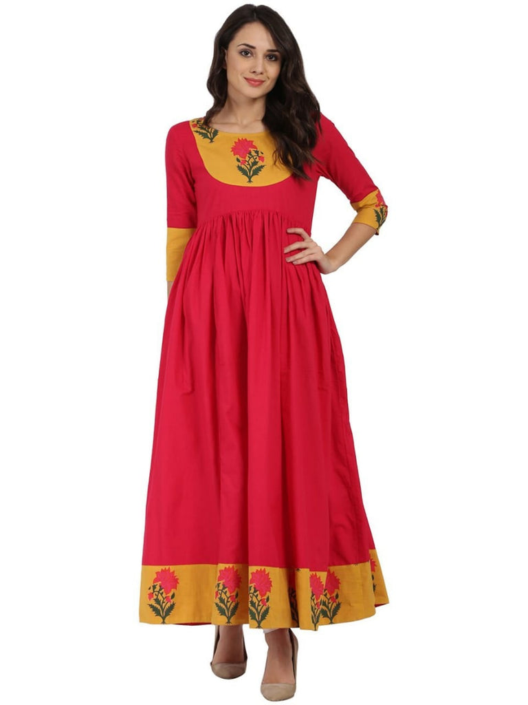 Ready Made Kurta Dress - www.riafashions.com