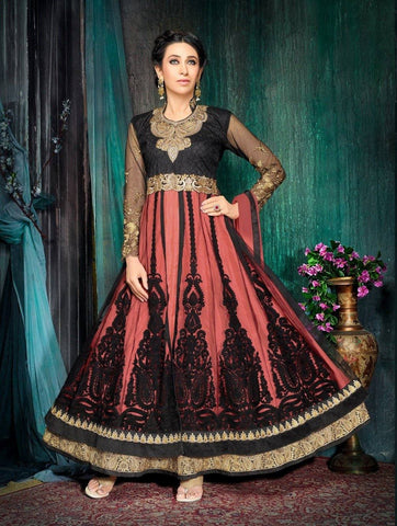 Anarkali Suit-www.riafashions.com