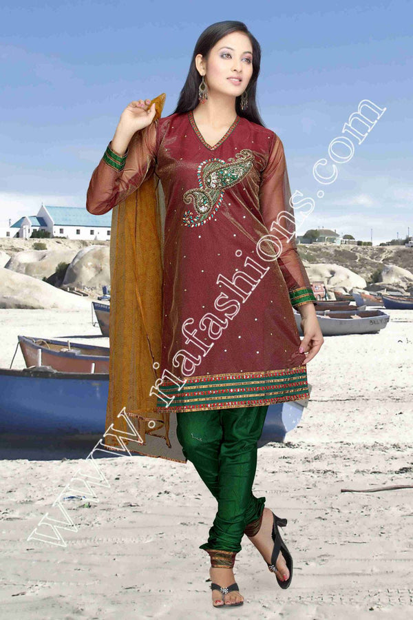 Salwar Suits - 312-www.riafashions.com