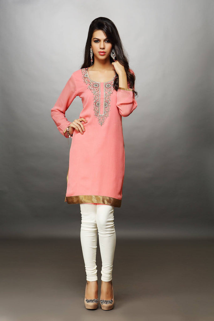 Party Wear Tunic-www.riafashions.com