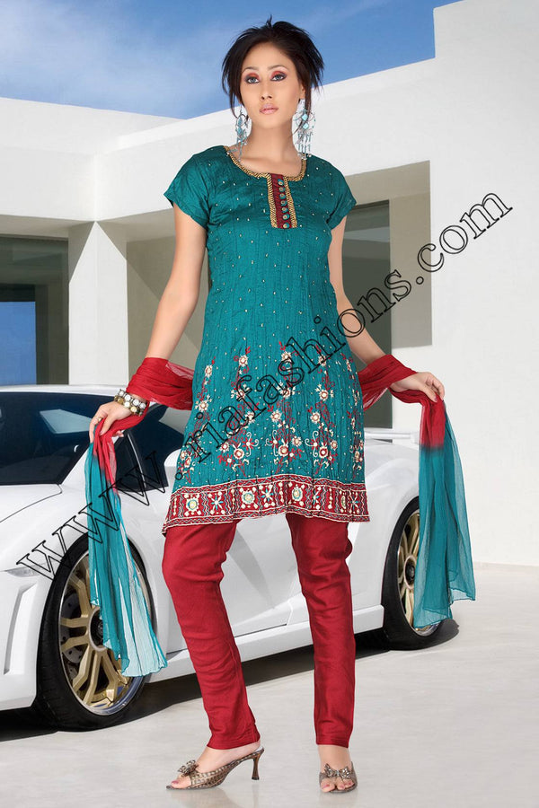 Salwar Suits - 269-www.riafashions.com