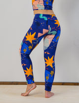 Leggings 'Dark CHAOS'