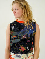 Tank Top 'Door of the Cosmos'