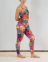 Leggings 'Hey Yogini'