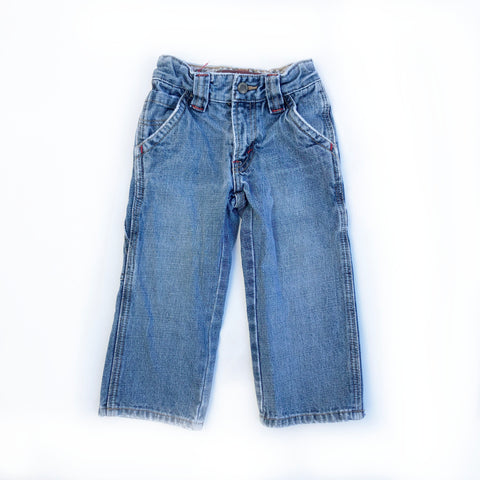 Pre loved Levis 566 Size 2-3