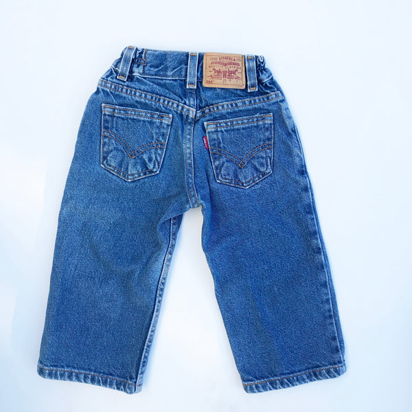 Little Pre Loved Levis size 3