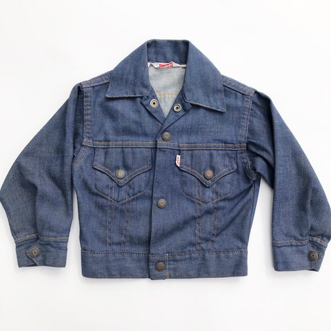 Little Vintage Levis jacket size 4-5