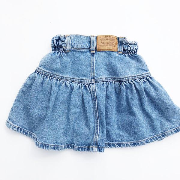 Little Vintage Levis skirt size 4-5