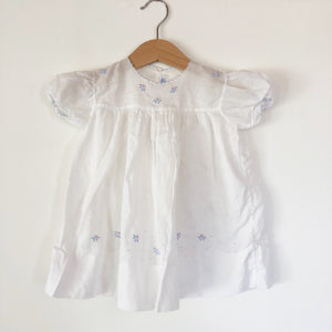 Embroidered Baby Dress Size 6-12 months