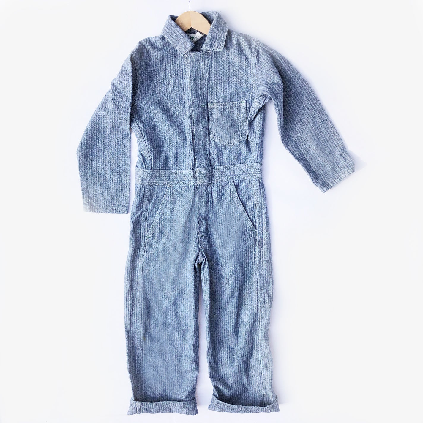 Vintage Key Coveralls size 10-11