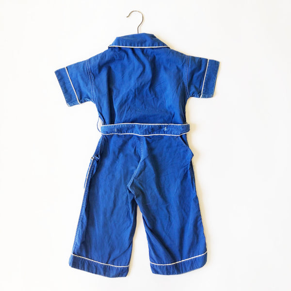 Amazing Vintage Little Coveralls size 2-3