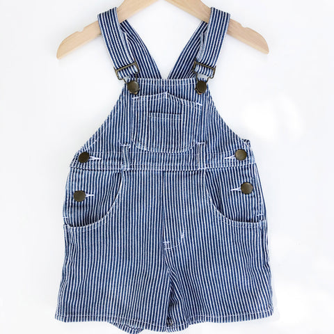Hickory Striped Romper size 12-18 months