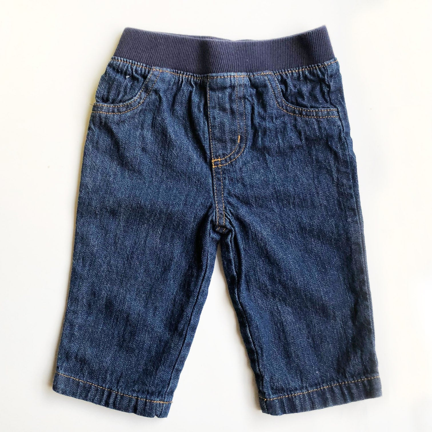 Little Jeans with Waisband size 6 months