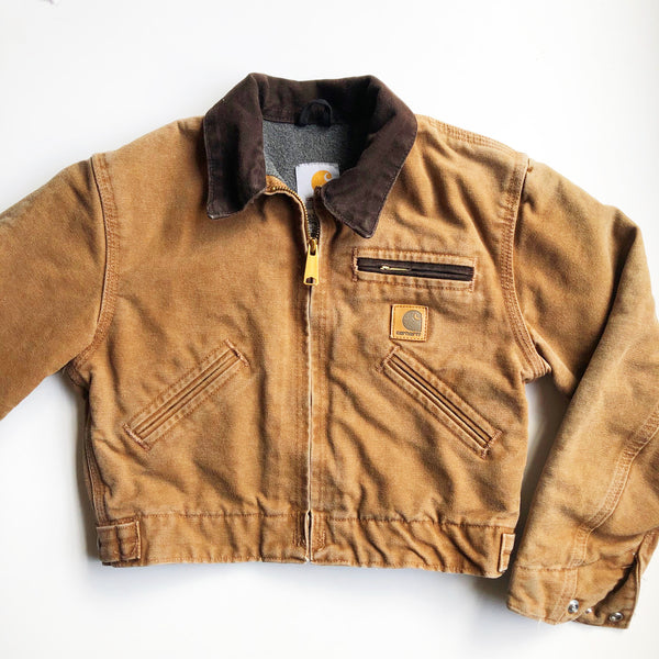 Carhartt Preloved Jacket size 6-7