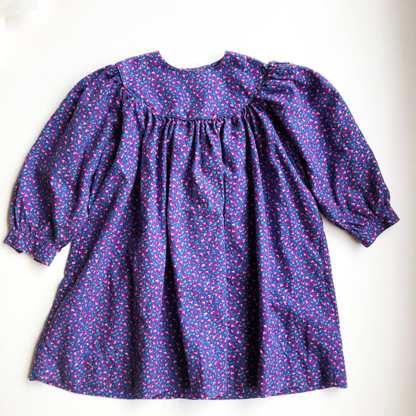 Laura Ashley Preloved Ditsy Dress size 2-3