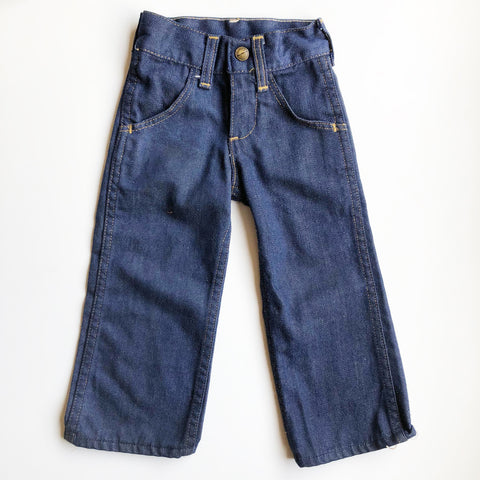 Little Preloved Jeans size 18-24 months