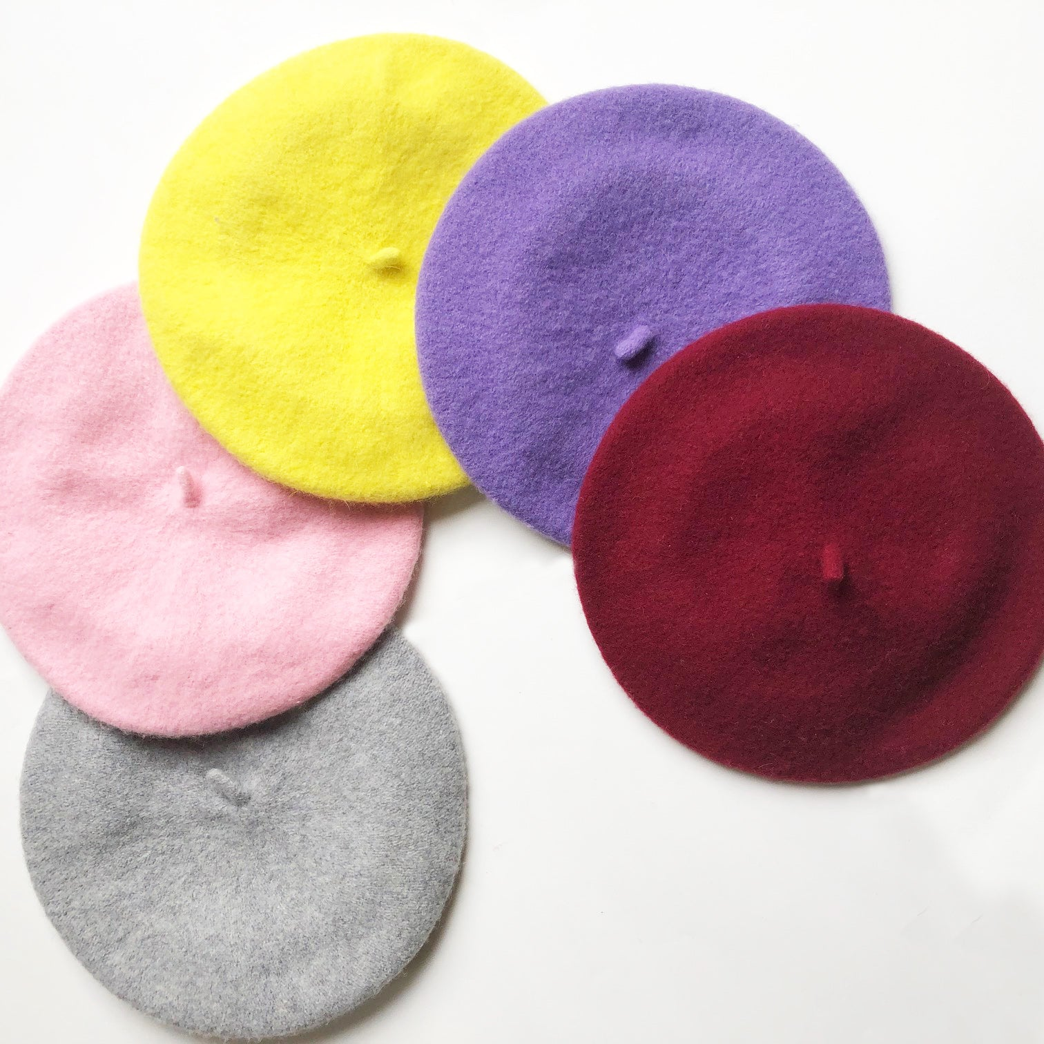 Little wool Beret