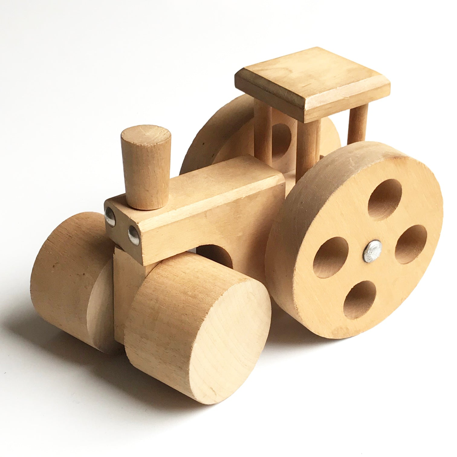 Vintage Creative Playthings Steam Roller