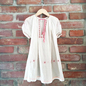 Hungarian emboidered peasant dress size 3-4