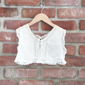 Victorian girls camisole top size 7-9