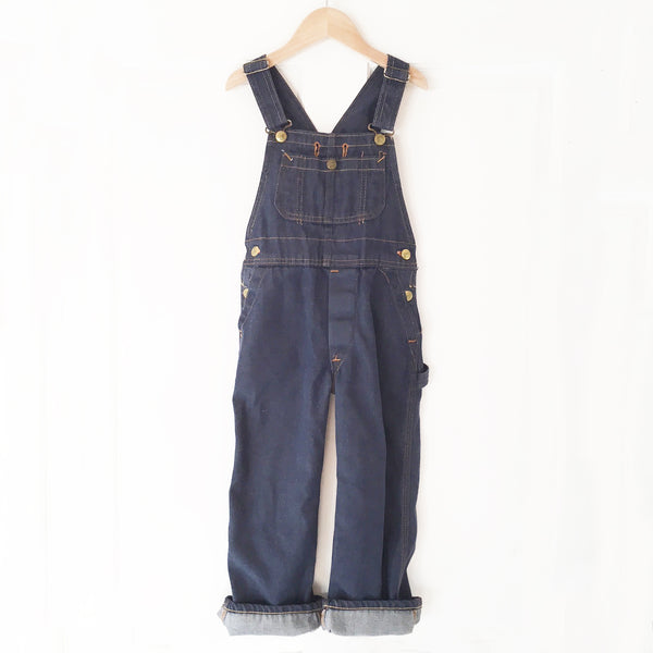 The Perfect Indigo Denim Overalls size 6-7