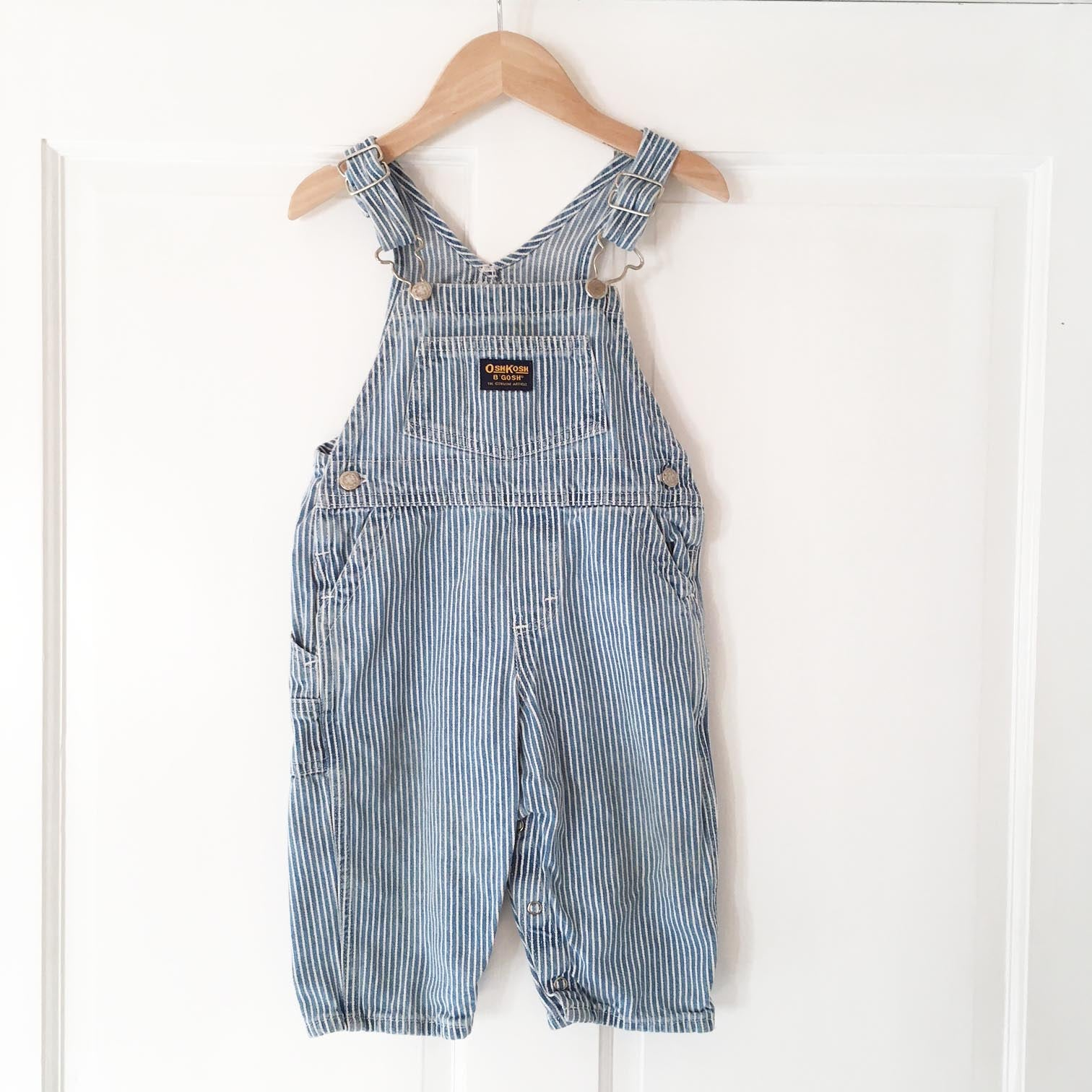Little Osh Kosh toddler overalls size 2-3