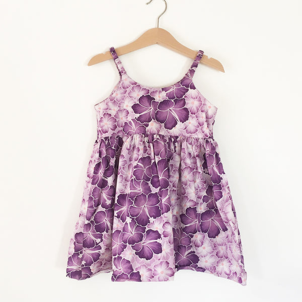 Honalulu Print Tie Front Dress size 3-4