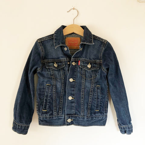 Vintage preloved levis jacket Size 5