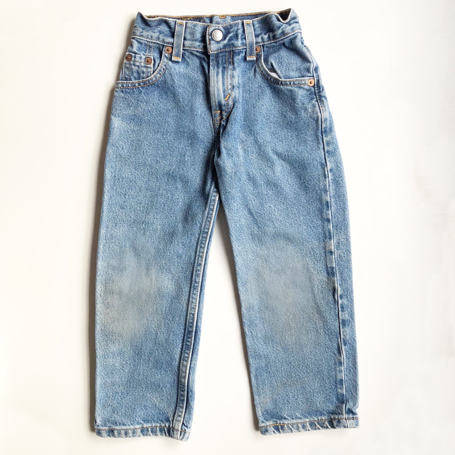 Vintage preloved Levis size 4