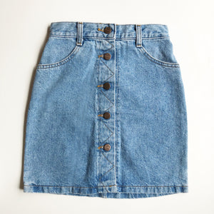 Vintage Lee denim skirt size 8-10