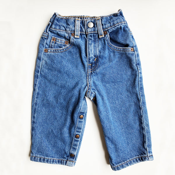 Little Pre-loved Levis Size 12-18 months