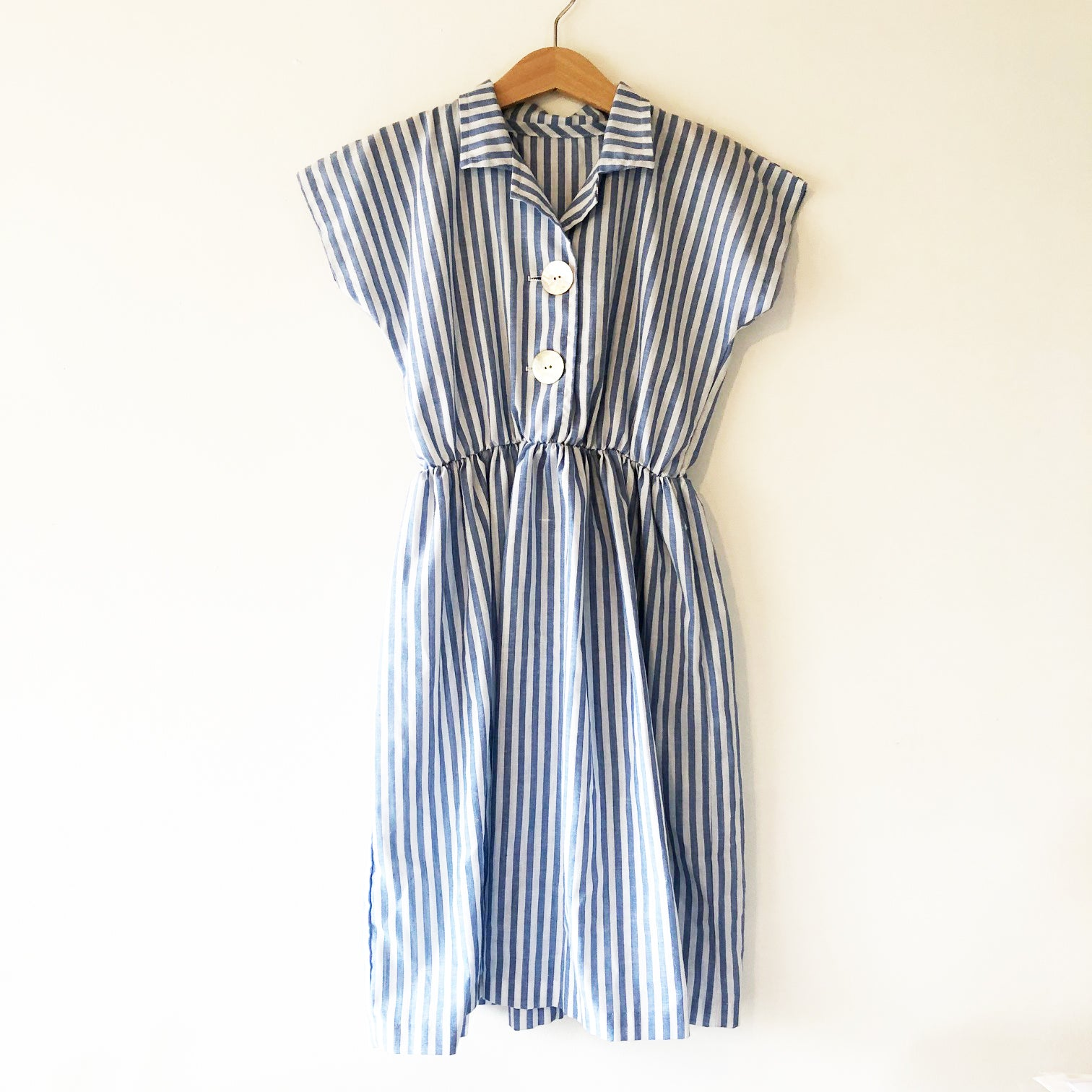 Vintage Stripe Dress size 8-10