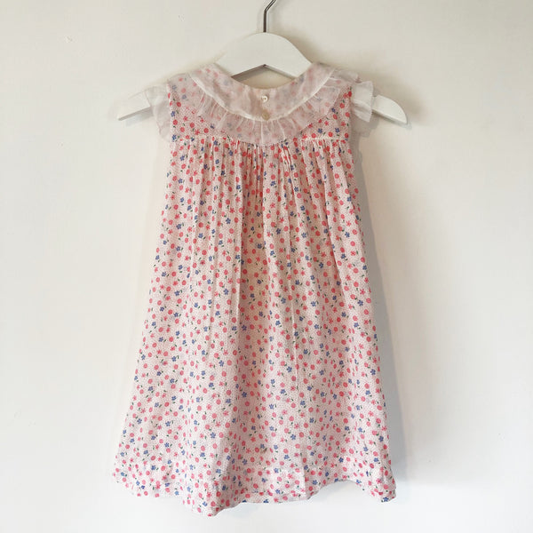 Baby Pink Dress with Bloomers size 6-12 months
