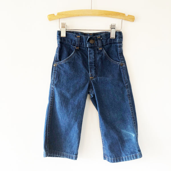 Little Pre-loved Jeans size 12 months