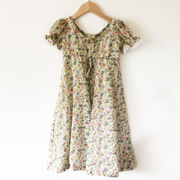 Prairie Ditsy Dress Size 4-5