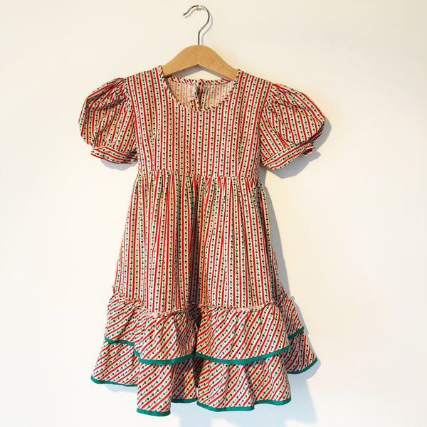 Prairie Tie Back Dress size 2-3