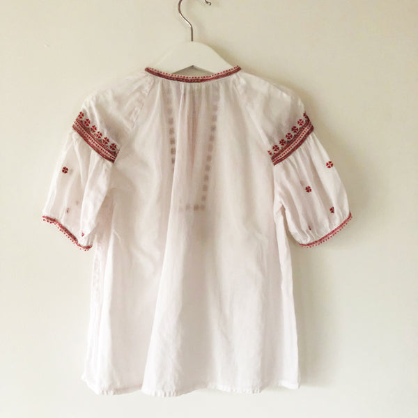 Hungarian blouse size 2-4