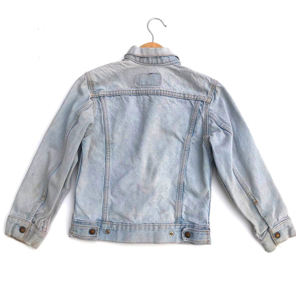 Perfect Preloved Levis Jacket size 8-10