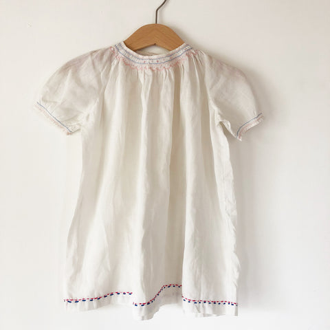 Baby Smocked dress Size 3-9 months