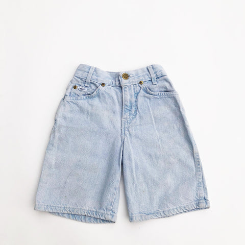 Little Wide Leg Cropped Vintage Jeans Size 3