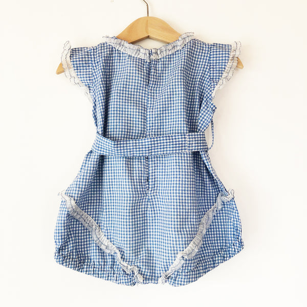 Perfect 1930's little Romper 6-12 months