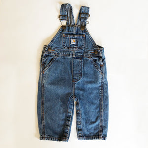 Carhartt Vintage Baby Overalls size 6 months
