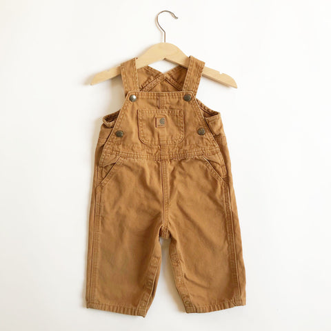 Carhartt Vintage Overalls size 12 months